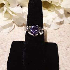 Jewelry - February Birthstone Ring